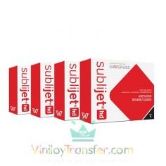 TINTA DE SUBLIMACIÓN SUBLIJET HD PARA SAWGRASS SG400 / SG800