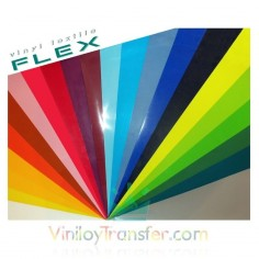 VINILO TEXTIL FLEX COLOR