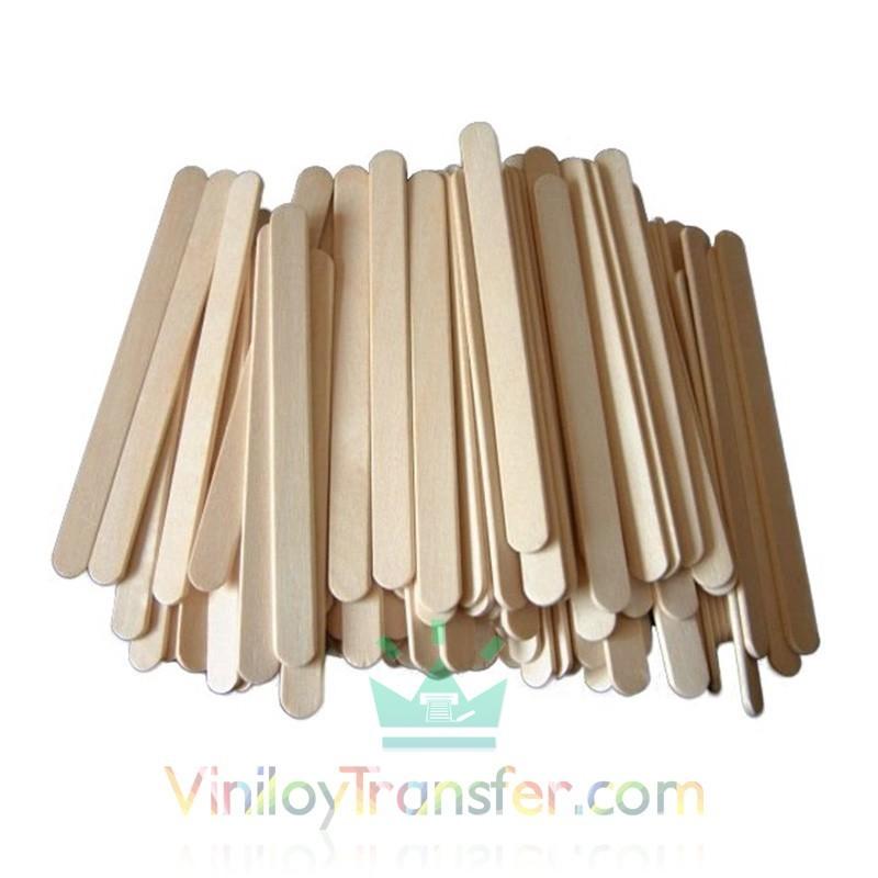 Palitos de madera de helado para manualidades - Madera para manualidades ...