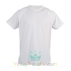 CAMISETA TÉCNICA SUBLIMABLE ADULTO UNISEX