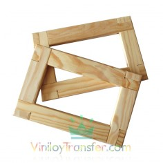 Bastidores de madera - Grosor 16 mm