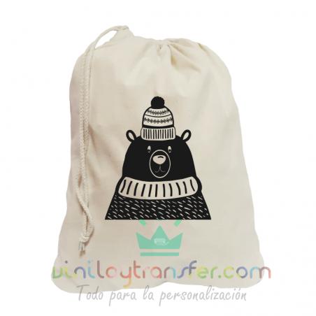sacos de tela personalizar