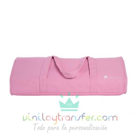 bolsa ligera de silhouette cameo 4 rosa