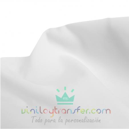 tela blanca elástica para sublimar