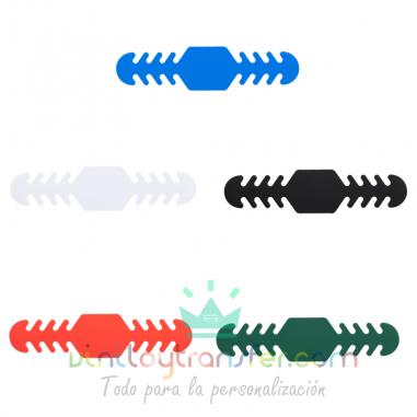 Ajustador de plástico para mascarillas