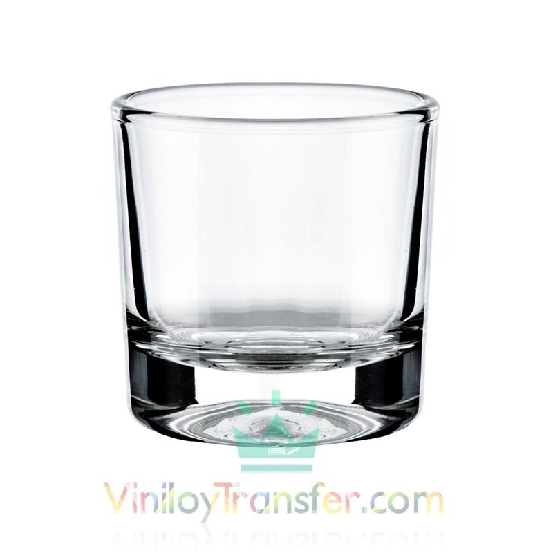 vasos de chupito de cristal