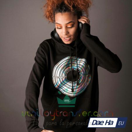 vinilo textil holografico daeha