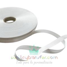 cinta de tela blanca para pulseras de calidad superior