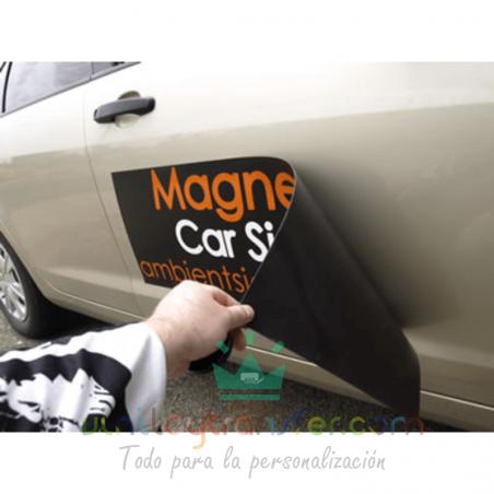 lamina magnetica blanca imprimible
