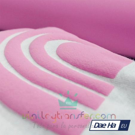 vinilo textil relieve daeha