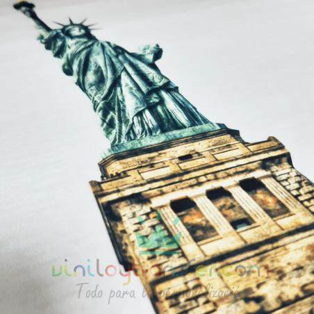 Vinilo textil imprimible para sublimación SubliQuick Print